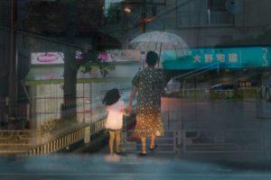 Un taxista street photographer en Yokohama